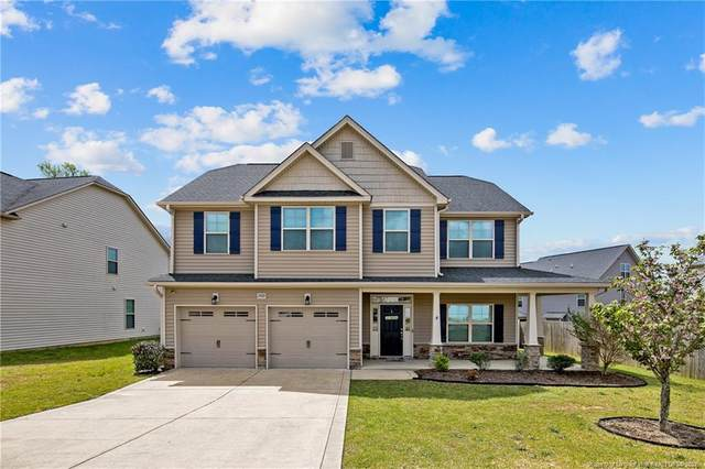 2929 Blackwater Court, Fayetteville, NC 28306 (MLS #653877) :: Freedom & Family Realty