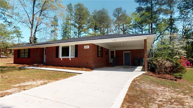 4301 Barefoot Road, Fayetteville, NC 28306 (MLS #653886) :: The Signature Group Realty Team