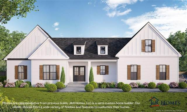 7 Deercroft Drive, Wagram, NC 28396 (MLS #653892) :: Towering Pines Real Estate