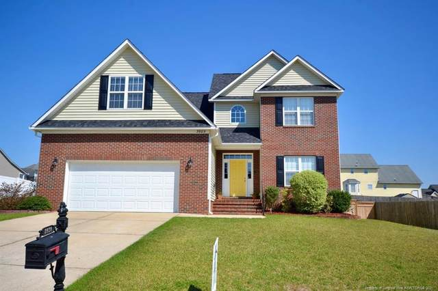 3929 Fox Meadow Lane, Hope Mills, NC 28348 (MLS #653926) :: The Signature Group Realty Team