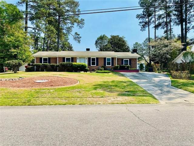 6306 Cool Shade Drive, Fayetteville, NC 28303 (MLS #653928) :: On Point Realty