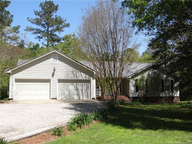 4011 Woods Court, Fayetteville, NC 28312 (MLS #653931) :: The Signature Group Realty Team