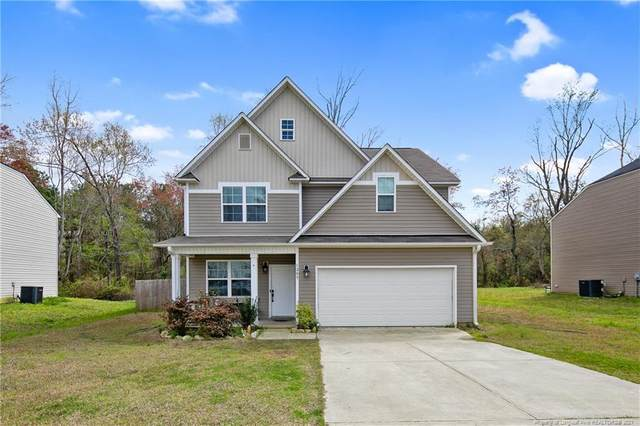 1205 Bombay Drive, Fayetteville, NC 28312 (MLS #653936) :: The Signature Group Realty Team