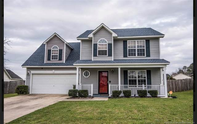 1400 Thoroughbred Trail, Parkton, NC 28371 (MLS #653938) :: The Signature Group Realty Team