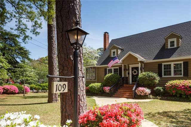 109 Crescent Avenue, Fayetteville, NC 28305 (MLS #653964) :: The Signature Group Realty Team