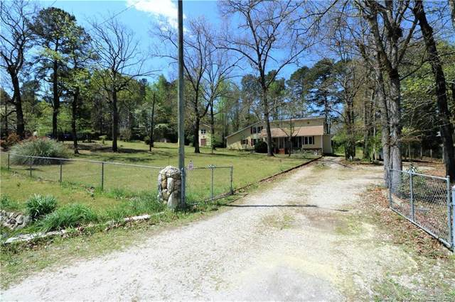 165 Davey Street, Spring Lake, NC 28390 (MLS #653966) :: The Signature Group Realty Team