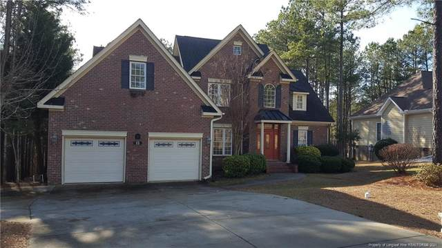45 Barons Run W, Spring Lake, NC 28390 (MLS #653970) :: Moving Forward Real Estate