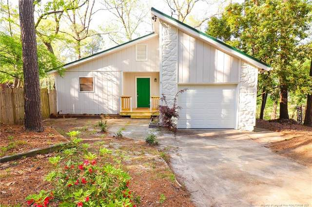 307 Watergap Drive, Fayetteville, NC 28314 (MLS #653976) :: The Signature Group Realty Team
