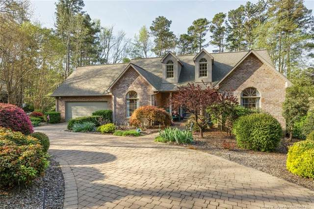600 Cashmere Court, Sanford, NC 27332 (MLS #653981) :: The Signature Group Realty Team