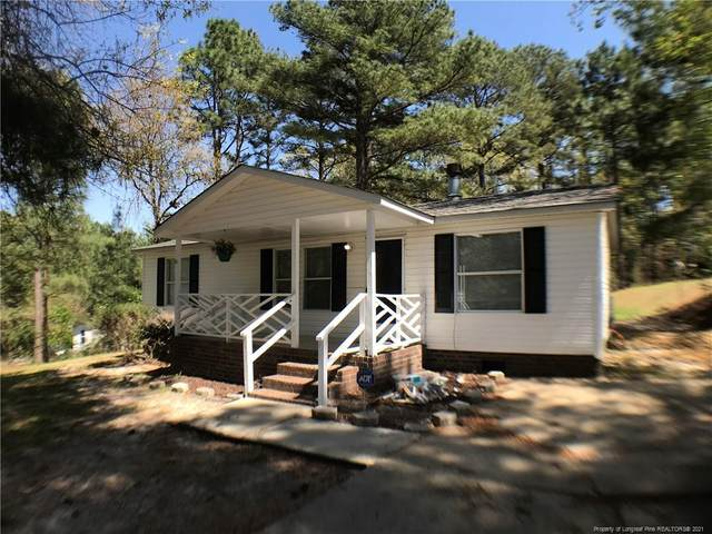 701 Mcdougald Drive, Raeford, NC 28376 (MLS #653986) :: The Signature Group Realty Team