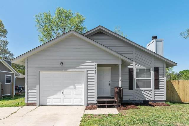 6769 Candlewood Drive, Fayetteville, NC 28314 (MLS #653990) :: The Signature Group Realty Team