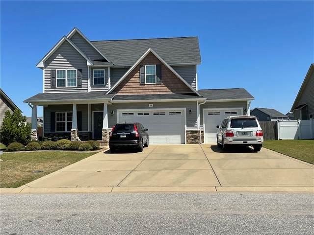 4243 Cinder Lane, Fayetteville, NC 28312 (MLS #653992) :: The Signature Group Realty Team
