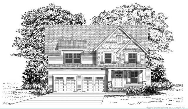 65 Kensington Drive, Spring Lake, NC 28390 (MLS #653993) :: Towering Pines Real Estate