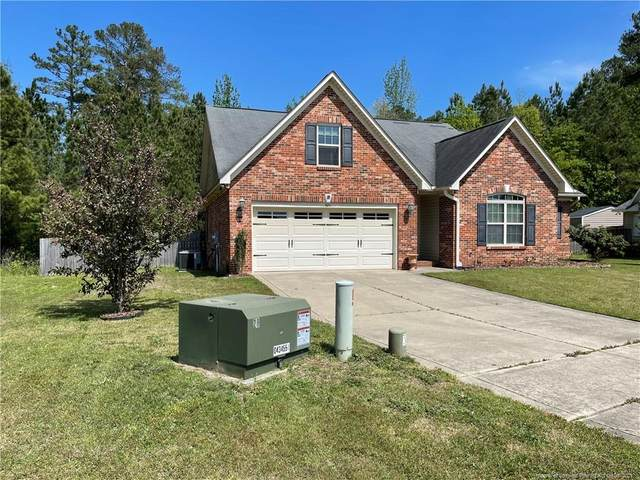 905 Cedar Glen Drive, Fayetteville, NC 28314 (MLS #653996) :: Towering Pines Real Estate