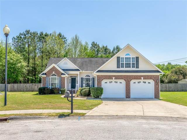 260 Tadcaster Court, Raeford, NC 28376 (MLS #654032) :: Freedom & Family Realty