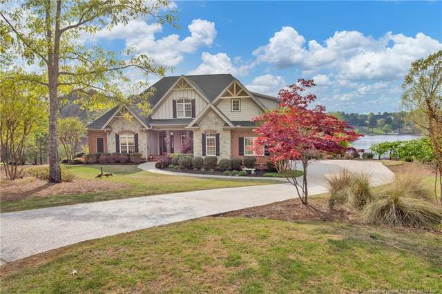 219 Beth Point, West End, NC 27376 (MLS #654033) :: The Signature Group Realty Team