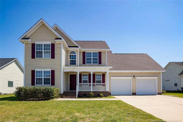 5913 Lillytrotter Drive, Hope Mills, NC 28348 (MLS #654042) :: Freedom & Family Realty