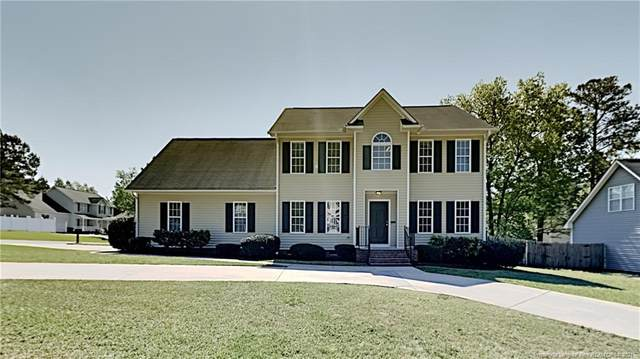 12 Hillandale Road, Spring Lake, NC 28390 (MLS #654049) :: Freedom & Family Realty