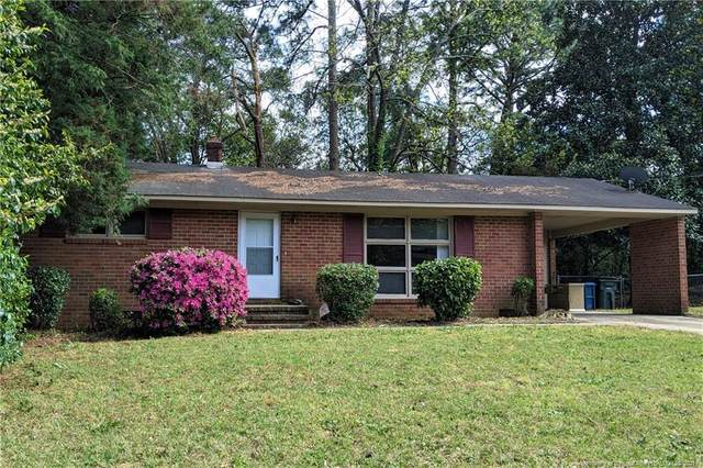 3911 Coventry Road, Fayetteville, NC 28304 (MLS #654064) :: Freedom & Family Realty