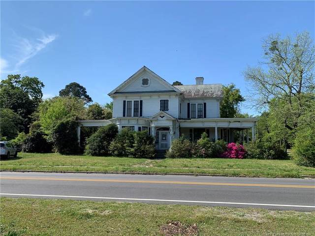 209 W Central Street W, Maxton, NC 28364 (MLS #654066) :: The Signature Group Realty Team