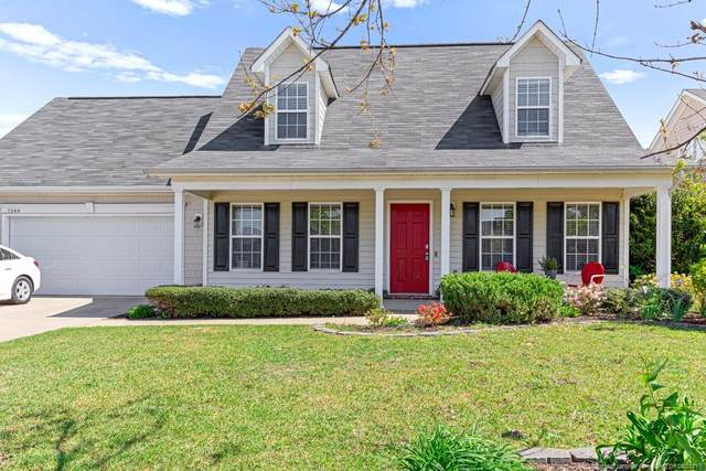 1244 Chimney Swift Drive, Fayetteville, NC 28306 (MLS #654078) :: Freedom & Family Realty