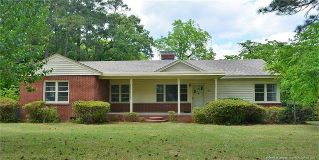 310 Country Club Drive, Fayetteville, NC 28301 (MLS #654092) :: Freedom & Family Realty