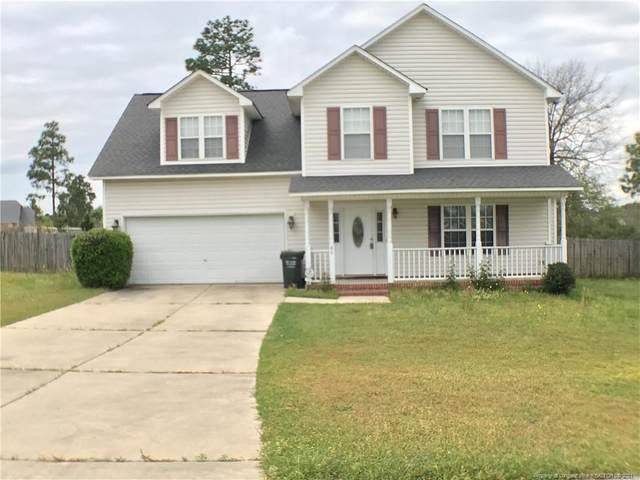 86 Lansing Court, Sanford, NC 27332 (MLS #654101) :: Freedom & Family Realty