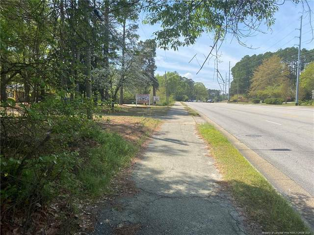 1450 Pamalee Drive, Fayetteville, NC 28303 (MLS #654105) :: Towering Pines Real Estate