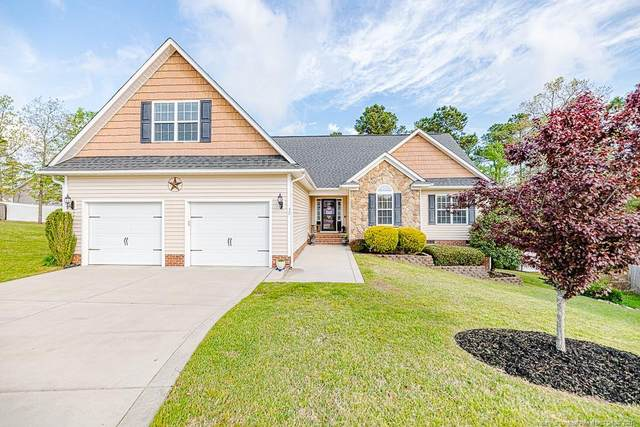 37 Shallow Ford Street, Cameron, NC 28326 (MLS #654108) :: The Signature Group Realty Team