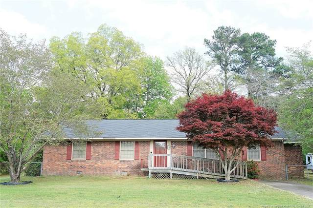 4685 Kirk Shaw Road Road, Hope Mills, NC 28348 (MLS #654119) :: The Signature Group Realty Team