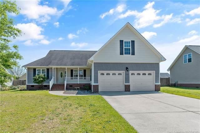 5921 Lillytrotter Drive, Hope Mills, NC 28348 (MLS #654123) :: Towering Pines Real Estate