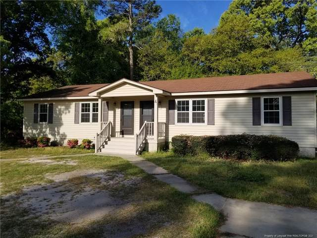 908 Miller Avenue, Fayetteville, NC 28304 (MLS #654124) :: Towering Pines Real Estate