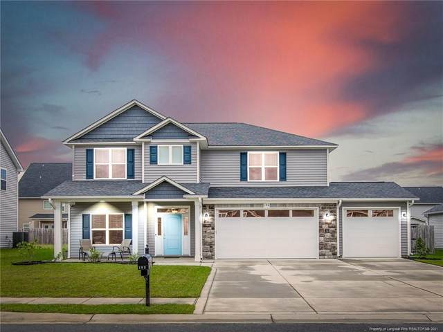 198 Dellmar Drive, Raeford, NC 28376 (MLS #654131) :: The Signature Group Realty Team