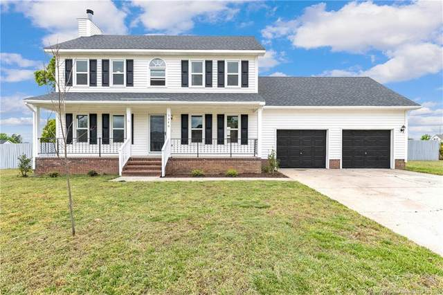 5346 Marvin Drive, Spring Lake, NC 28390 (MLS #654151) :: Freedom & Family Realty