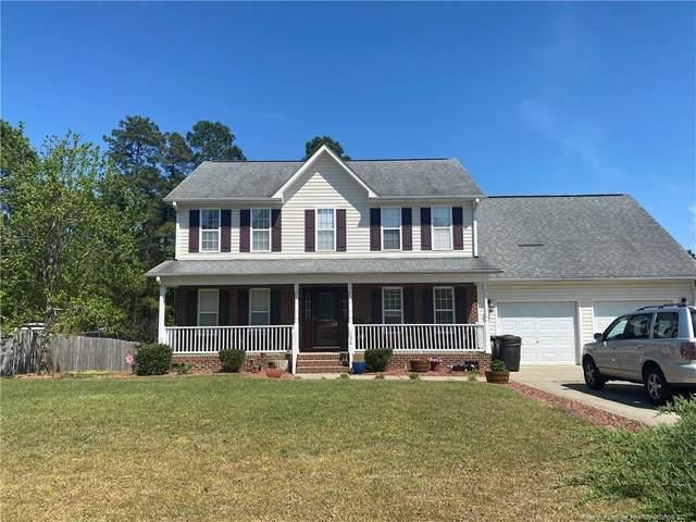 136 Linden Road, Cameron, NC 28326 (MLS #654152) :: Towering Pines Real Estate