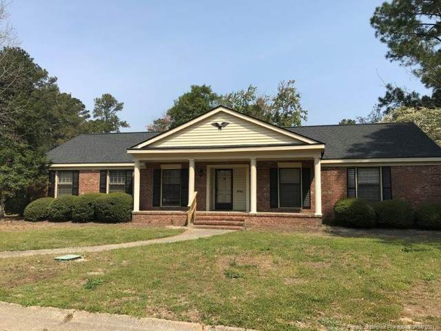 2724 Huntington Road, Fayetteville, NC 28303 (MLS #654159) :: Towering Pines Real Estate