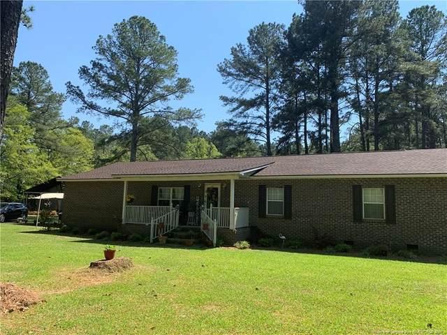 8702 Nc Highway 211 Highway, Lumberton, NC 28358 (MLS #654166) :: Moving Forward Real Estate