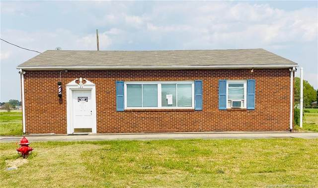 120 N Main Street, Broadway, NC 27505 (MLS #654176) :: The Signature Group Realty Team