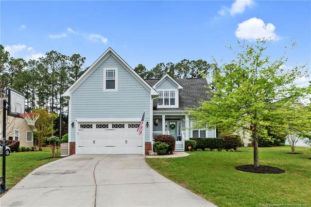 290 Orchard Falls Drive, Spring Lake, NC 28390 (MLS #654177) :: Freedom & Family Realty
