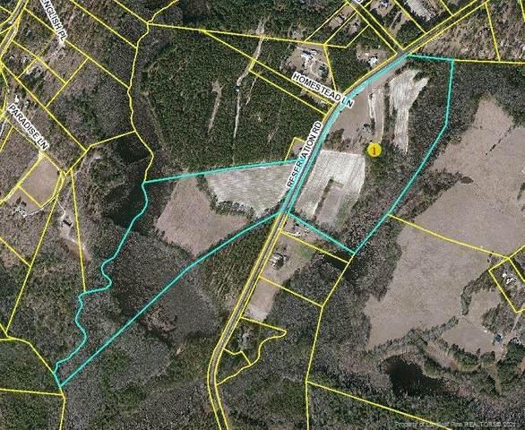 Reservation Road, Aberdeen, NC 28315 (MLS #654182) :: Towering Pines Real Estate
