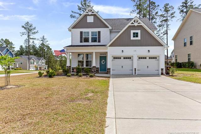 13 Pinnacle Drive, Spring Lake, NC 28390 (MLS #654183) :: Moving Forward Real Estate