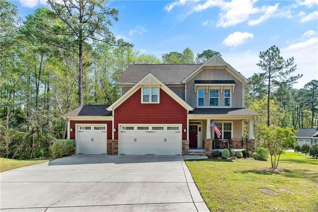 155 Heatherspring Way, Spring Lake, NC 28390 (MLS #654184) :: Moving Forward Real Estate