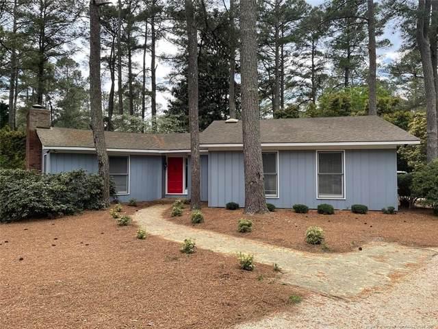 2 Pine Meadows Place, Pinehurst, NC 28374 (MLS #654189) :: Freedom & Family Realty