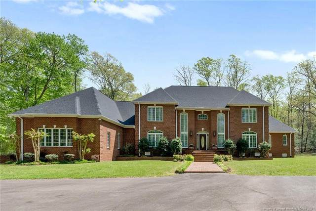 2563 Chris Cole Road, Sanford, NC 27332 (MLS #654198) :: The Signature Group Realty Team