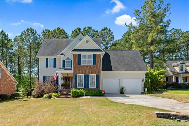 45 Shining Water Lane, Spring Lake, NC 28390 (MLS #654200) :: Moving Forward Real Estate