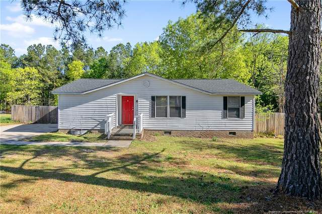 310 Mcdougald Drive, Raeford, NC 28376 (MLS #654210) :: Towering Pines Real Estate