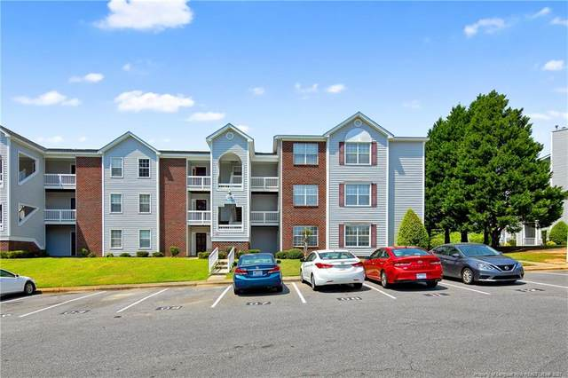 300 Waterdown Drive #4, Fayetteville, NC 28314 (MLS #654211) :: Towering Pines Real Estate