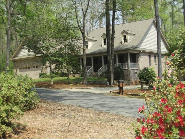 281 Lakeview Drive, Sanford, NC 27332 (MLS #654212) :: Towering Pines Real Estate