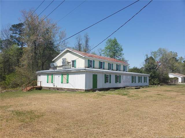 5578 James B White Highway, Whiteville, NC 28472 (MLS #654254) :: The Signature Group Realty Team