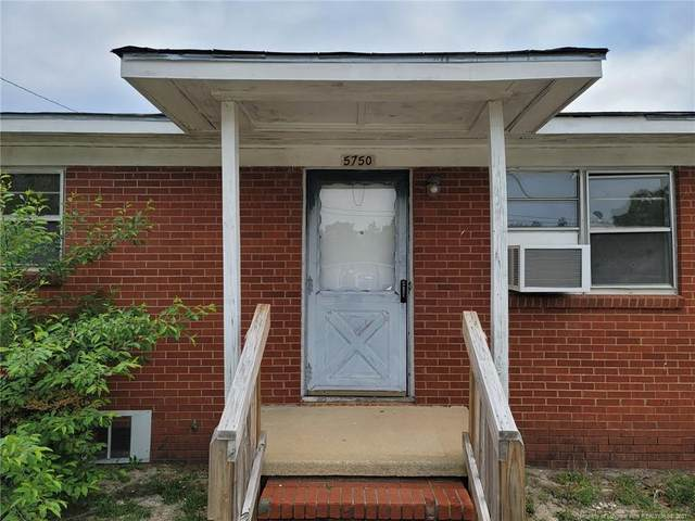 5750 Gregory Street, Fayetteville, NC 28311 (MLS #654255) :: Freedom & Family Realty